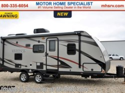 2015 Heartland RV Wilderness 2175RB W/Pwr Jacks, Pwr Awning, 15.0K BTU A/C