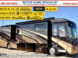 2015 Entegra Coach Aspire TK 39E 400HP Bath & 1/2 W/Aqua Hot, 3 Slide, King