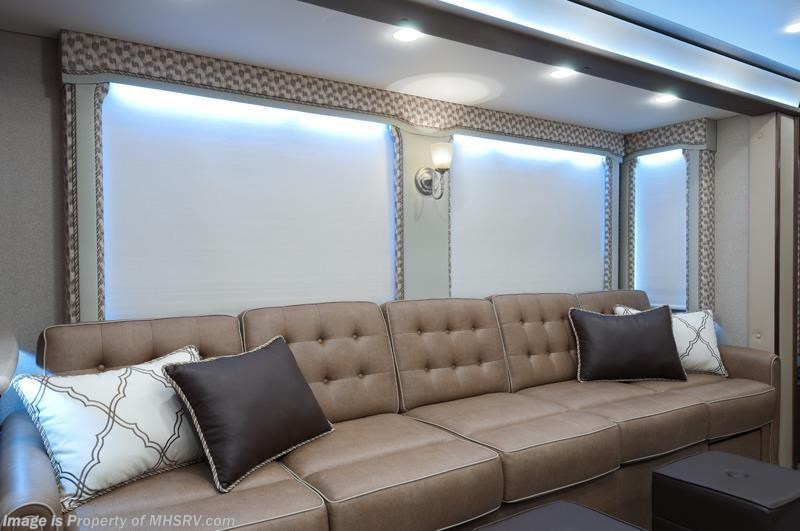 New 2015 Foretravel Realm Used Rvs