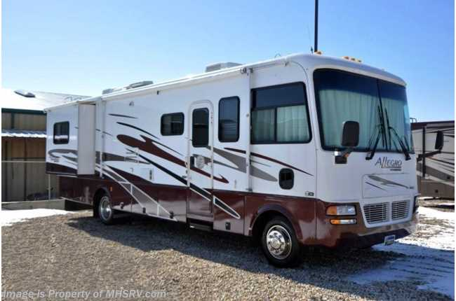 Used 2005 Tiffin Allegro