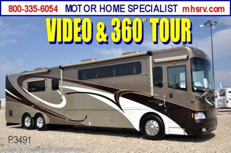 New 2010 Country Coach Inspire W/3 Slides + Power Veranda - New RV for Sale For Sale by Motor Home Specialist available in Alvarado, Texas