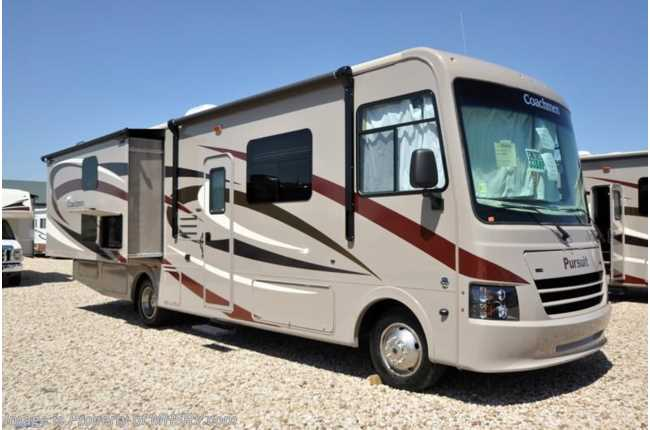 New 2016 coachmen pursuit for Class a rv height