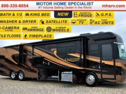 2016 Forest River Charleston 430RB Bath and 1/2 Tag Axle Luxury Diesel