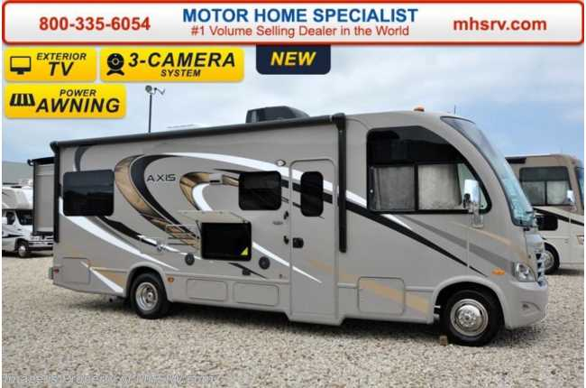 New 2016 Thor Motor Coach Axis
