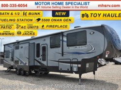 2016 Heartland RV Road Warrior RW415 W/ Bunk, Ext TV, 3 A/Cs