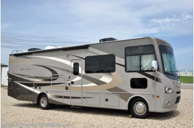 New 2016 thor motor coach hurricane for 2016 thor motor coach
