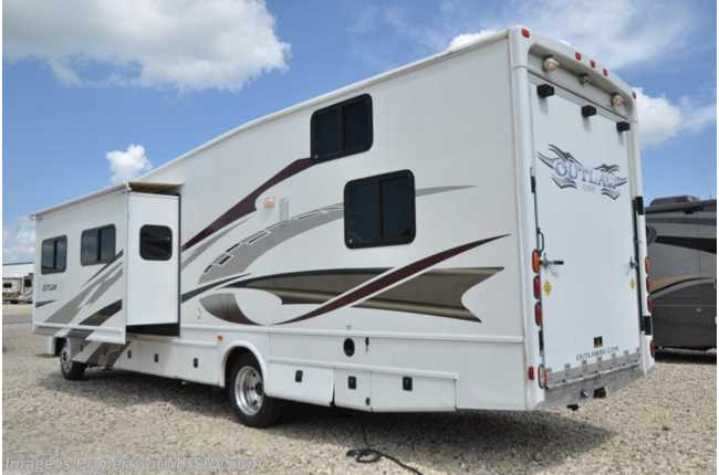 Used 2007 thor motor coach outlaw for Class a rv height
