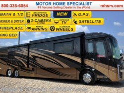 2016 Entegra Coach Aspire 44U Bath & 1/2, 450HP, Aqua Hot, Tag Axle
