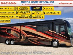 2016 Entegra Coach Anthem 44B Bath & 1/2, 450HP, IFS, Aqua Hot, Fireplace