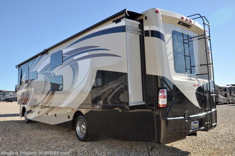 New 2016 Thor Motor Coach Miramar 343 Bunk House WKing Bed OH Bunk Ext