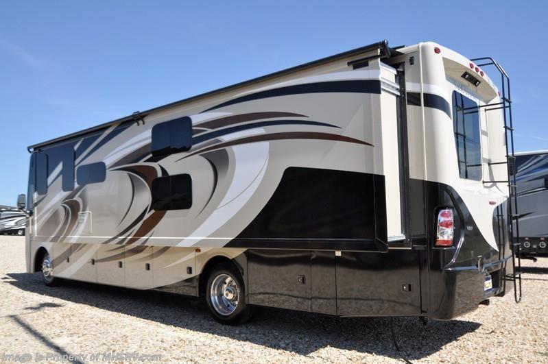 New 2016 Thor Motor Coach RV Miramar 343 Bunk House W King Bed OH Bunk