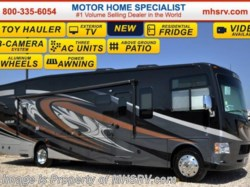 2016 Thor Motor Coach Outlaw 37LS 26 K Chassis, Patio, 3 TV, Pwr Bunk & 3 A/C