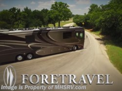 2016 Foretravel Realm FS6 Luxury Villa 3 (LV3) Bath & 1/2 Model