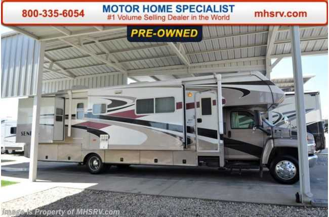 Cool 2012 Jayco Seneca 36FK W2 Slides Used RV For Sale  Used Class C
