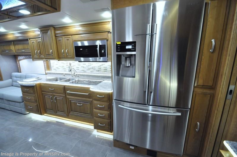 Creative 2016 Entegra Coach RV Anthem 44DLQ 450HP IFS Aqua Hot