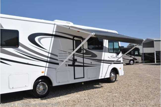 New 2011 coachmen mirada for Class a rv height