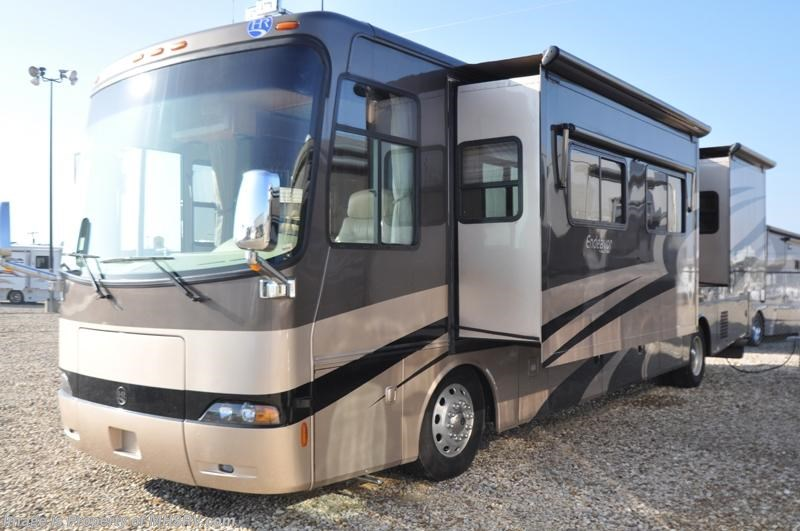Used 2006 holiday rambler endeavor used rvs for Holiday rambler motor homes