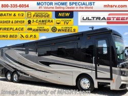 2016 Monaco Diplomat 43DF W/IFS, Passive Steer Tag & Heated Floors