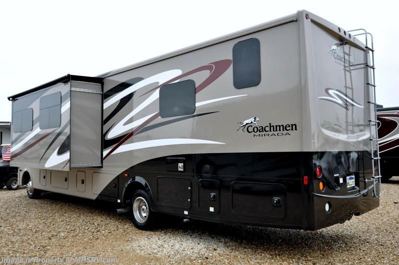 Amazing 2016 Coachmen RV Mirada 35BH Bath Amp 12 Bunk House WExt TV Bunk TVs
