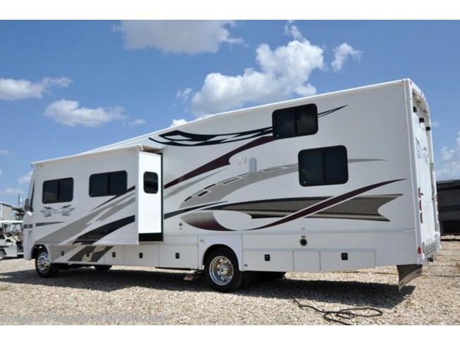 2008 Damon Rv Outlaw 3611 Toy Hauler W Slide Amp Diesel