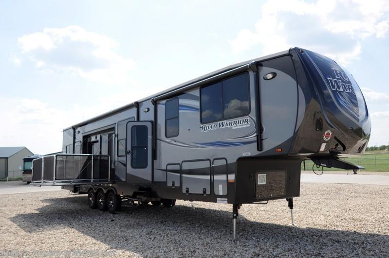 2016 Heartland Rv Rv Road Warrior Rw420 W 2 Patios Res Fridge Bunk Beds For Sale In Alvarado