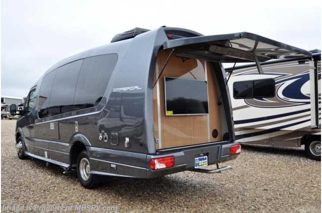 New 2016 evergreen rv imperial for Mercedes benz sprinter luxury motorhome rv