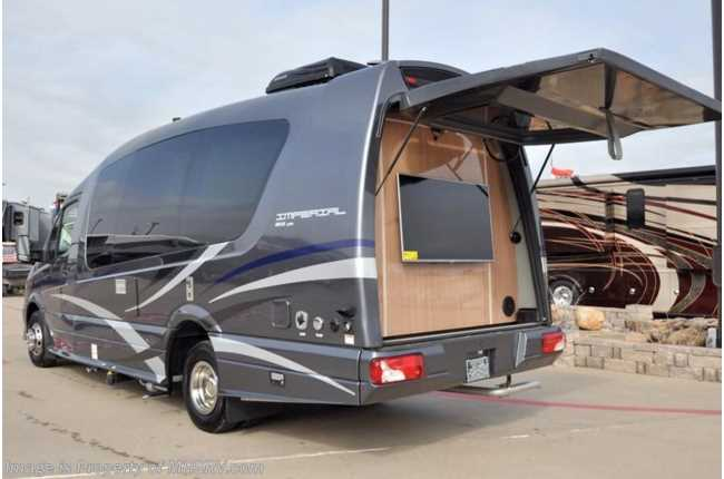 New 2016 evergreen rv imperial for Mercedes benz class b rv