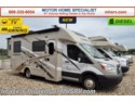 New 2017 Thor Motor Coach Compass 23TR Diesel W/Slide, Ext. TV & IFS available in Alvarado, Texas