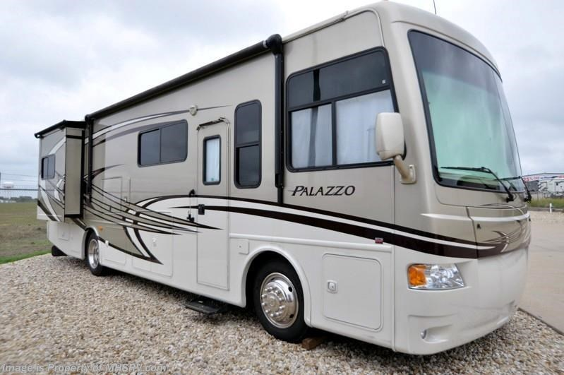 2013 Thor Motor Coach Rv Palazzo 33 2 W 2 Slides For Sale