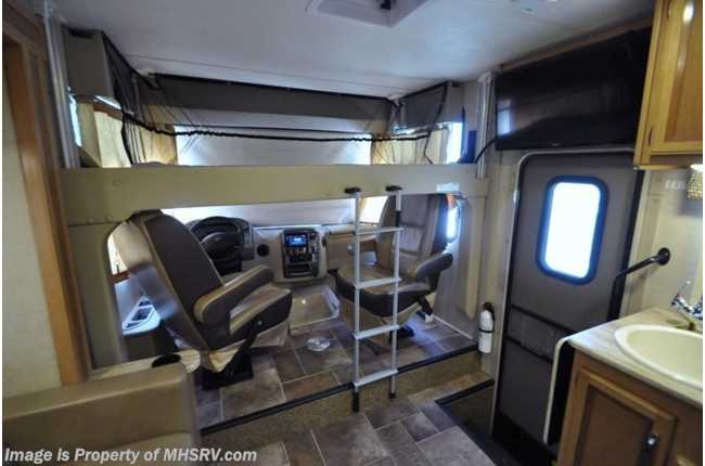 New 2017 thor motor coach vegas for Motor coaches with 2 bedrooms