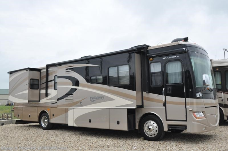 Used 2008 Fleetwood Discovery Used Rvs