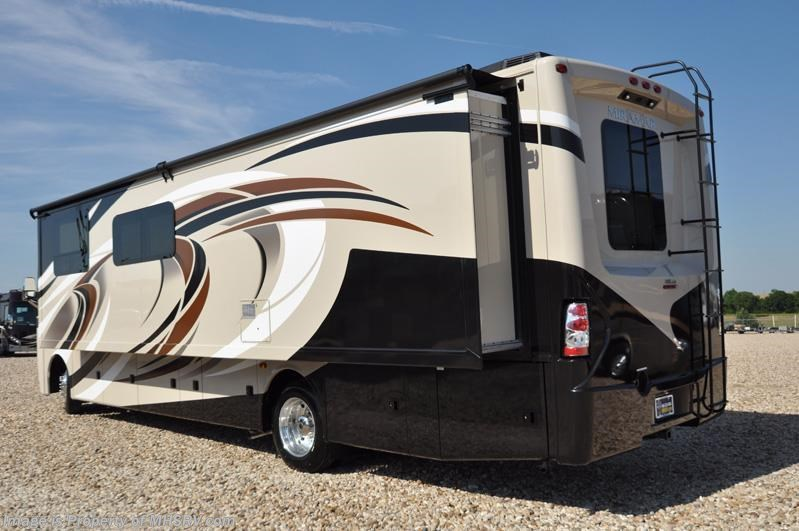 2017 Thor Motor Coach Rv Miramar 34 2 W Ext Kitchen King