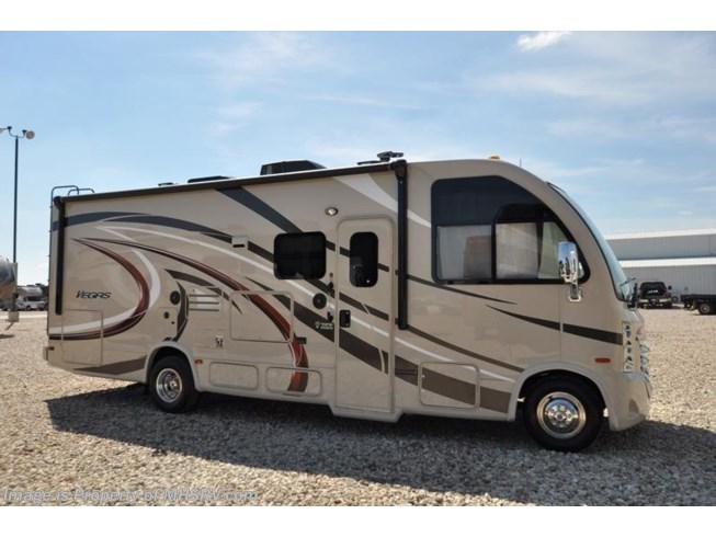 2017 thor motor coach rv vegas 25 4 w slide 15 0 btu a c for Thor motor coach vegas for sale