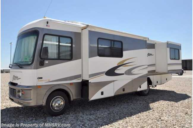 Used 2004 fleetwood storm for Class a rv height