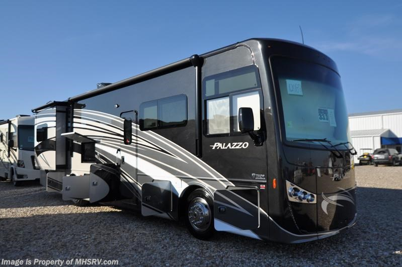 2017 Thor Motor Coach Rv Palazzo 33 3 Bunk Model Rv For