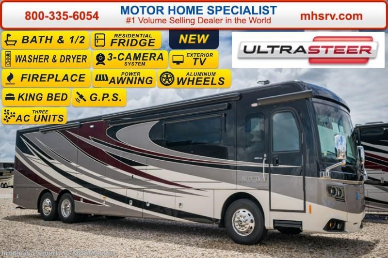 Creative 2017 Holiday Rambler RV Scepter 43G Bath Amp 12 Luxury