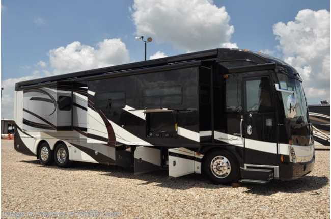 New 2017 american coach american dream for Rv height