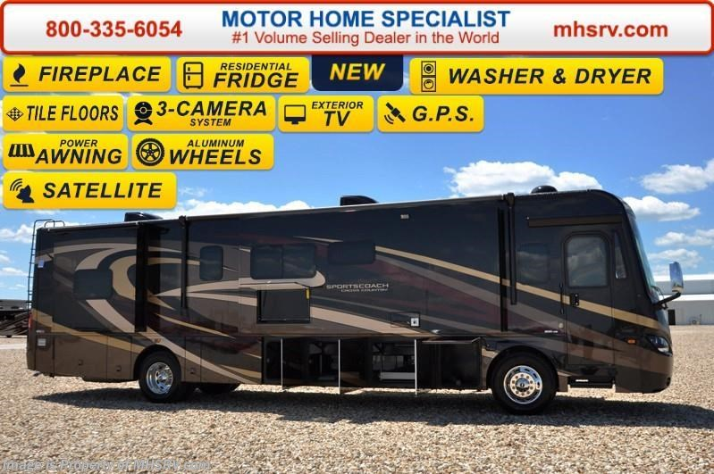 2017 sportscoach rv cross country 405fk rv for sale at for Motor home specialist inc alvarado texas