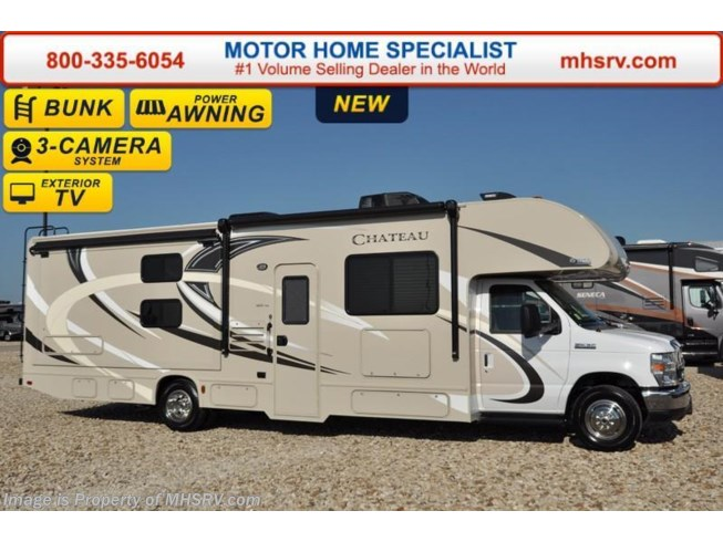 2017 Thor Motor Coach Rv Chateau 30d Bunk Model Rv For