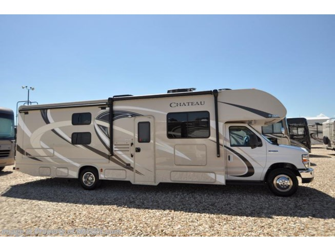 2017 thor motor coach rv chateau 30d bunk bed rv for sale for Motor homes for sale in texas