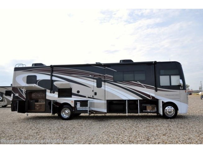 2017 Thor Motor Coach Rv Challenger 36tl Luxury Class A Rv