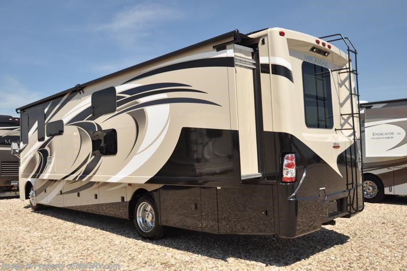 New Thor Motor Coach RV Miramar 343 Bunk House RV For Sale WKing Bed