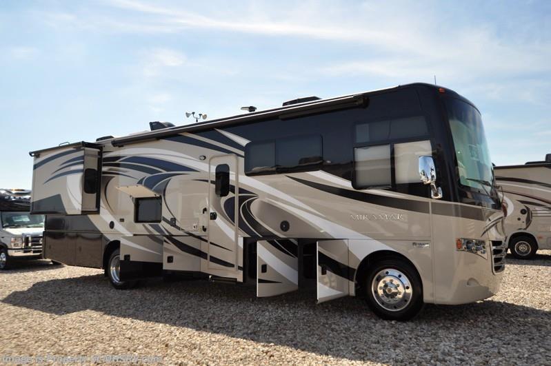 Creative Thor Motor Coach RV Miramar 343 Bunk House RV For Sale WKing Bed