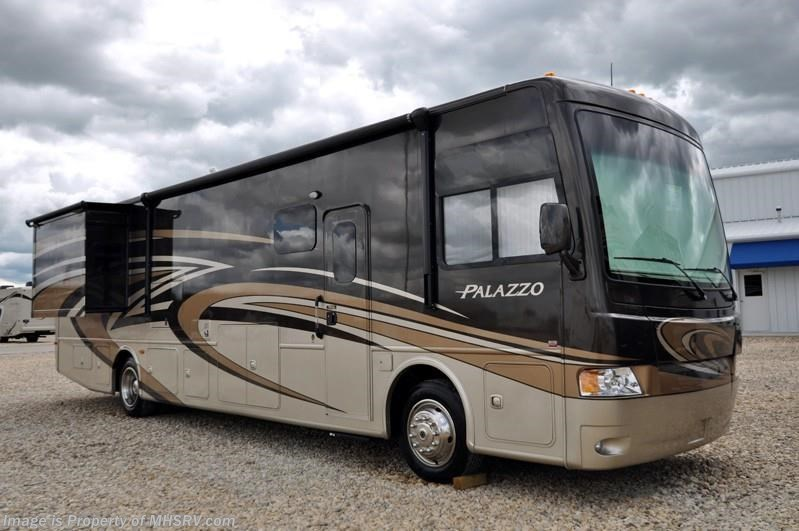 Used 2015 Thor Motor Coach Palazzo Used Rvs