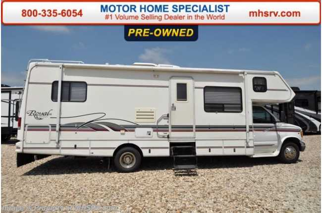 Used 1999 glendale rv royal classic for Class a motorhome height
