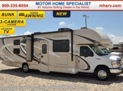New 2017  Thor Motor Coach Chateau 30D Bunk Model RV for Sale @ MHSRV by Thor Motor Coach from Motor Home Specialist in Alvarado, TX