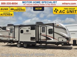 New 2017  Heartland RV Wilderness 3250BS Bunk Model RV for Sale at MHSRV by Heartland RV from Motor Home Specialist in Alvarado, TX