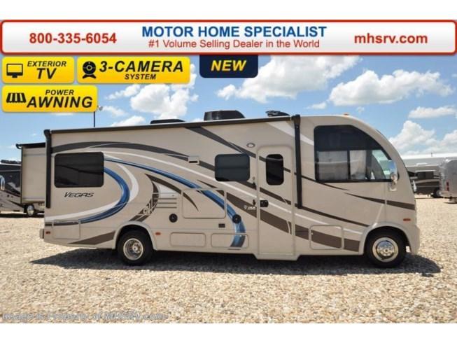 2017 thor motor coach rv vegas 25 2 rv for sale at mhsrv for Motor home specialist inc alvarado texas