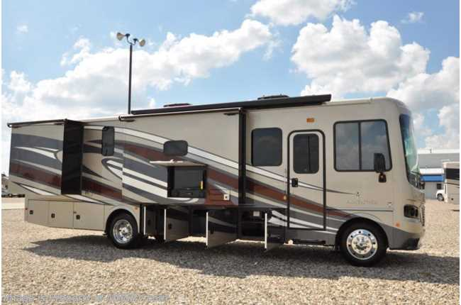 New 2017 holiday rambler vacationer for Rv height