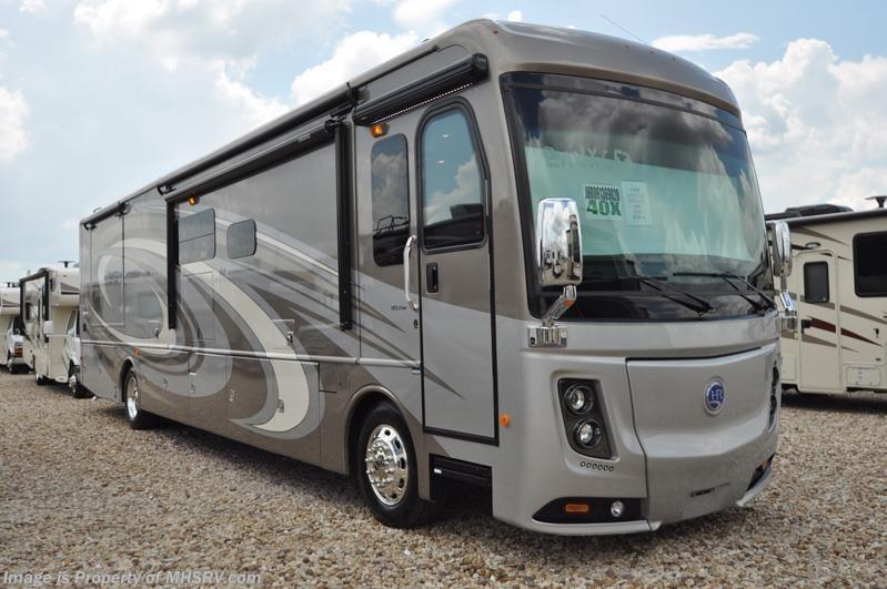 2017 holiday rambler rv endeavor 40x luxury diesel rv for for Diesel motor homes for sale